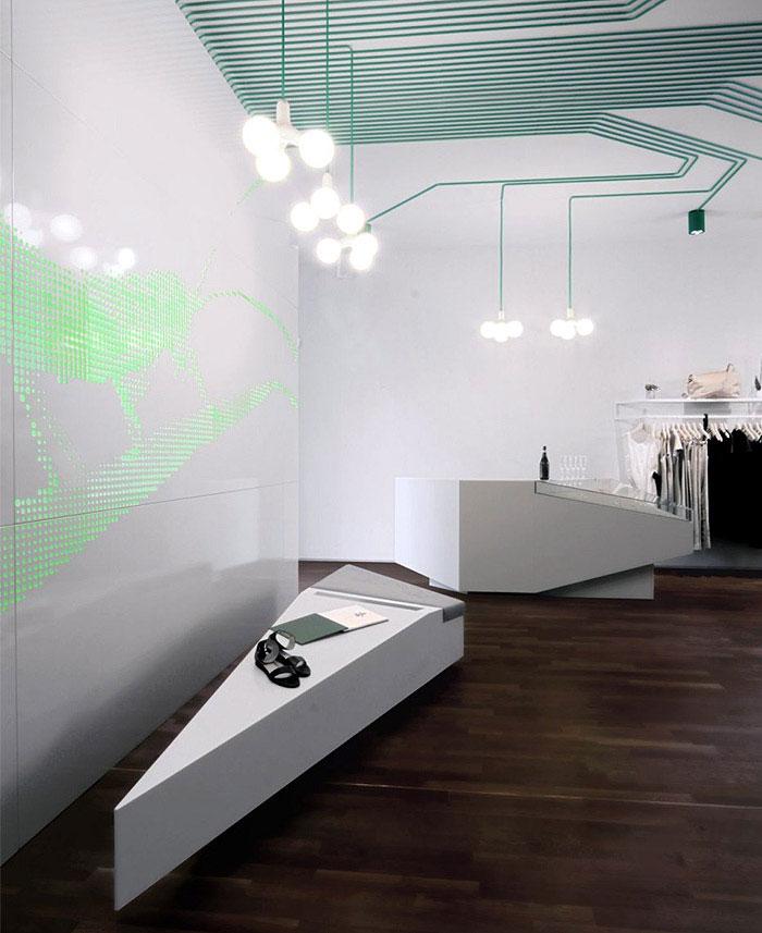 Interior Decorating by Kinzo fashion boutique