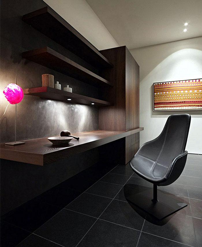 A Luxurious Contemporary Family Home luxurious contemporary interior