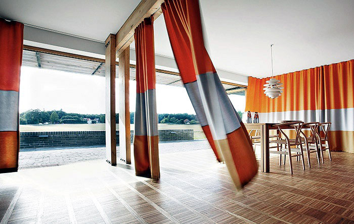 Amazing villa from Danish architect Jeppe Utzon amazing villa from danish architect jeppe utzon