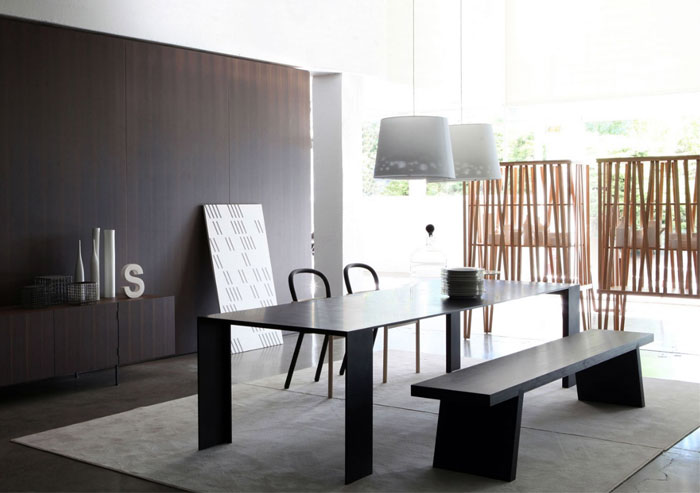 New Design Trends In Porros Showroom InteriorZine