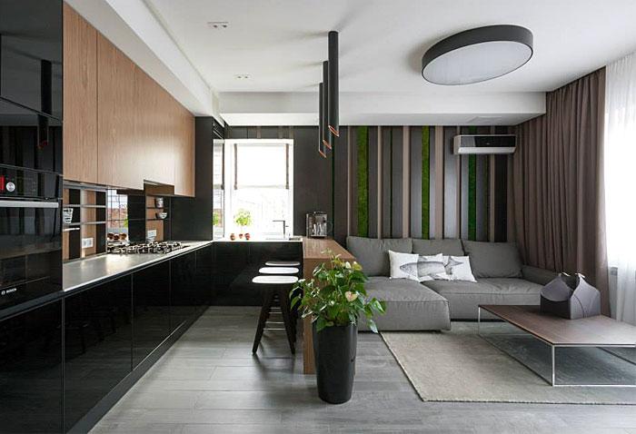 Fresh Design of Modern Urban Home by SVOYA Studio ...