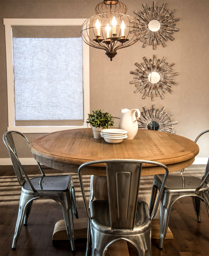 Dining Room Interior Design Mirror Wall Ideas Novocom Top