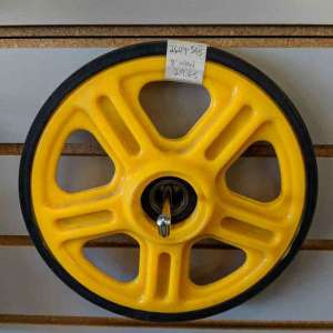 Arctic Cat Idler Wheel Black/Yellow