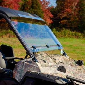Yamaha Wolverine Folding Windshield