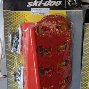 Skidoo REV Chassis Reinforcement Kit Red