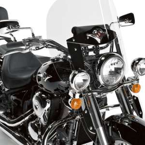 Kawasaki Vulcan VN900 Short Windshield Kit