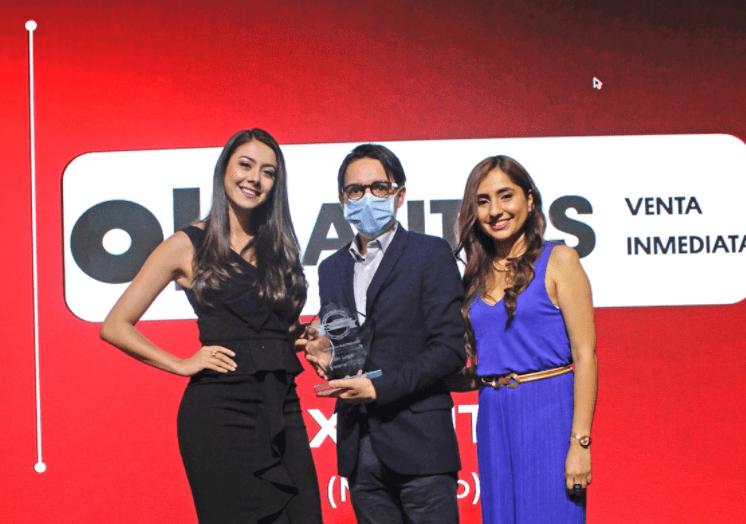 marcas ganadoras de los Premios #LatamDigital
