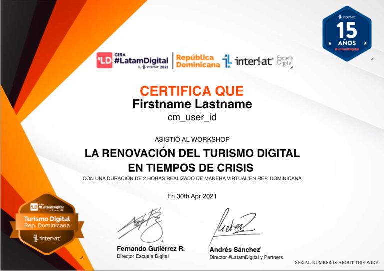 Certificado_LD_REP_Dominicana