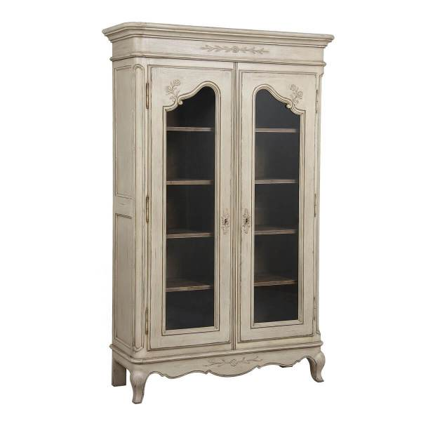 "Витрина 2-х дверная со стеклом ""Chateau"""