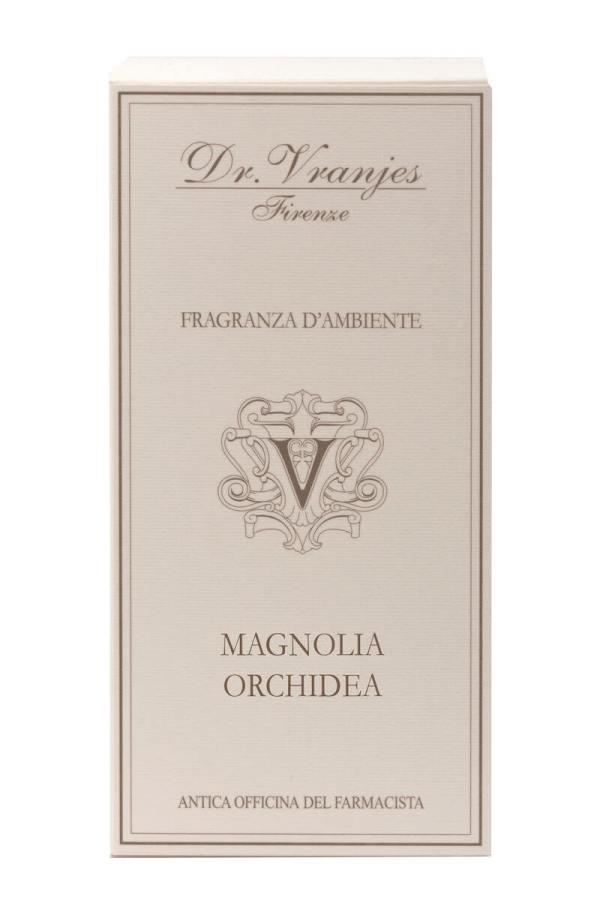 Magnolia Orchidea (магнолия и орхидея)