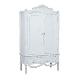 """Шкаф 2-х дверный с ящиком """"Rose"""""""