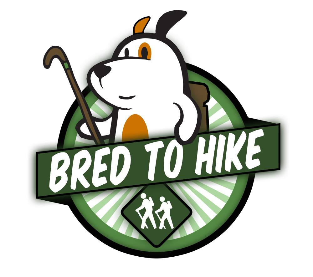 breed to hike logo design by keena wolff