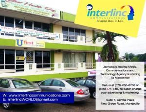 Interlinc Communications (Mandeville) - Suite 7, Central Plaza, New Green Road, Mandeville