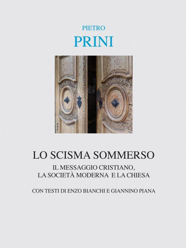 Lo Scisma Sommerso Pietro Prini Interlinea Libro Interlinea Srl Edizioni