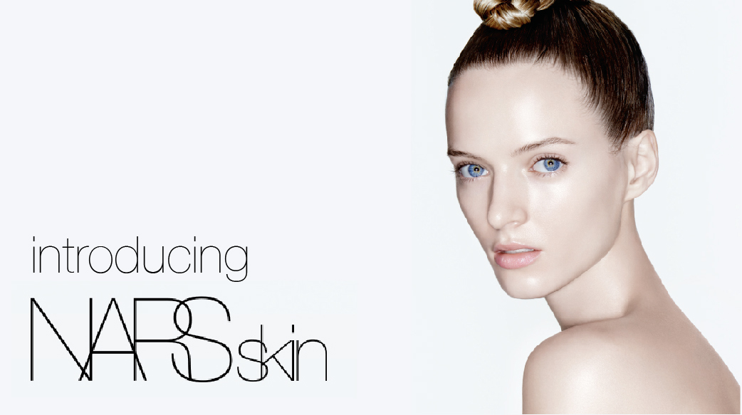 introducing nars skincare