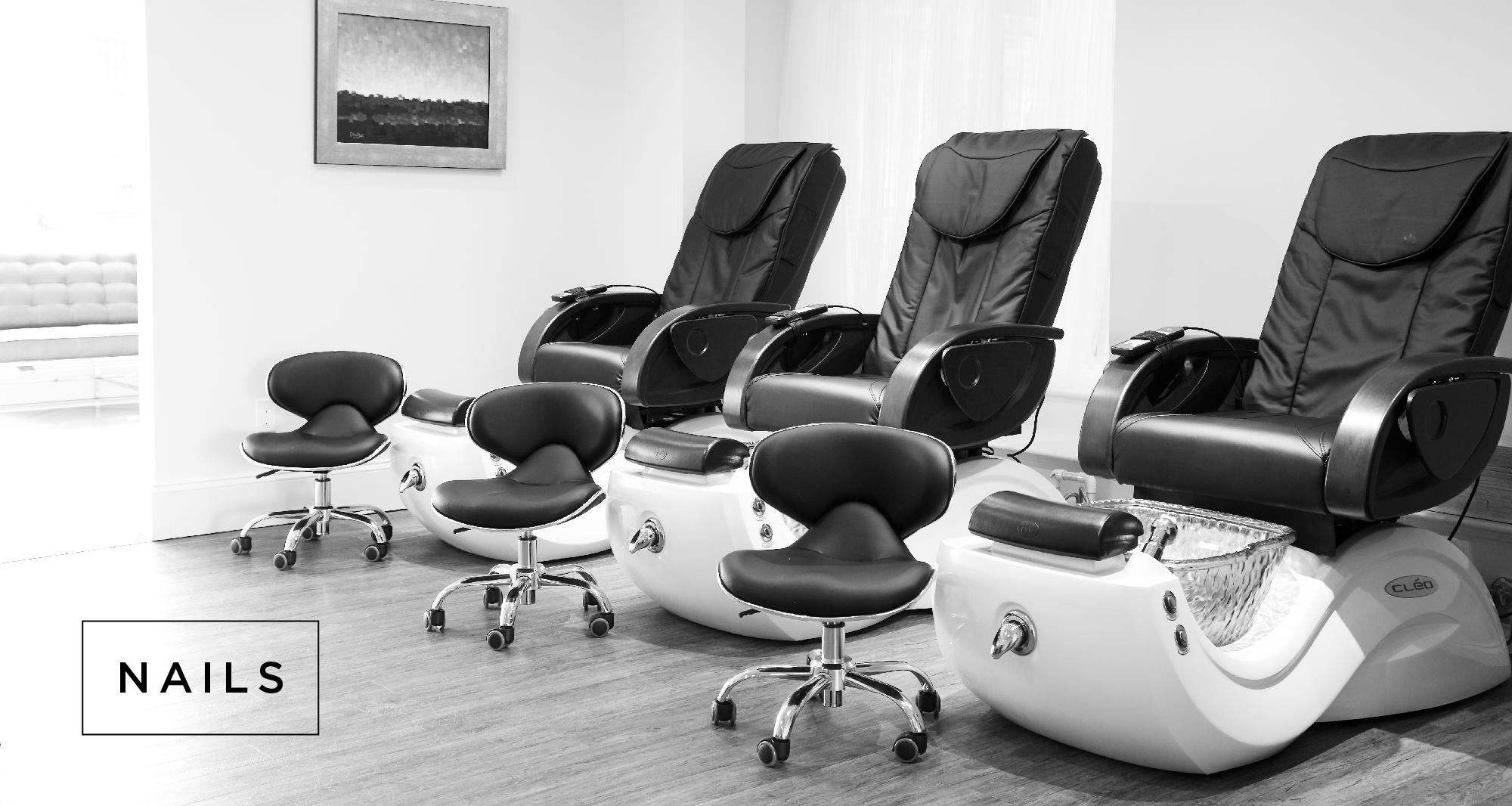 INTERLOCKS Salon + Spa Nails