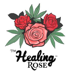 The Healing Rose logo