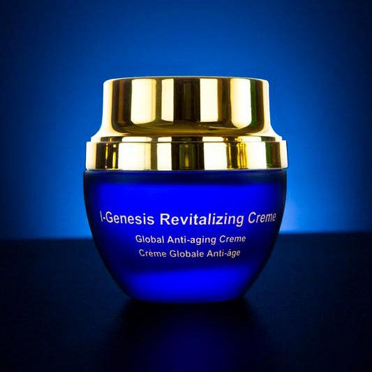 DermYoung I-GENESIS Revitalizing Crème sold at INTERLOCKS MedSpa + Wellness
