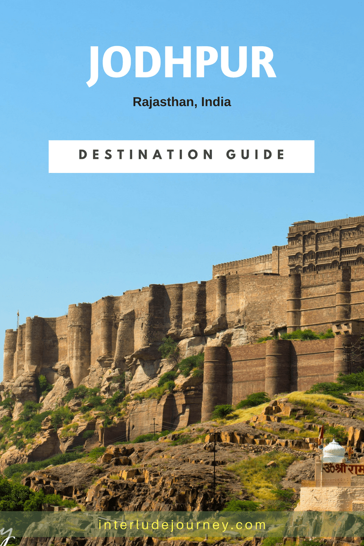Jodhpur Destination guide