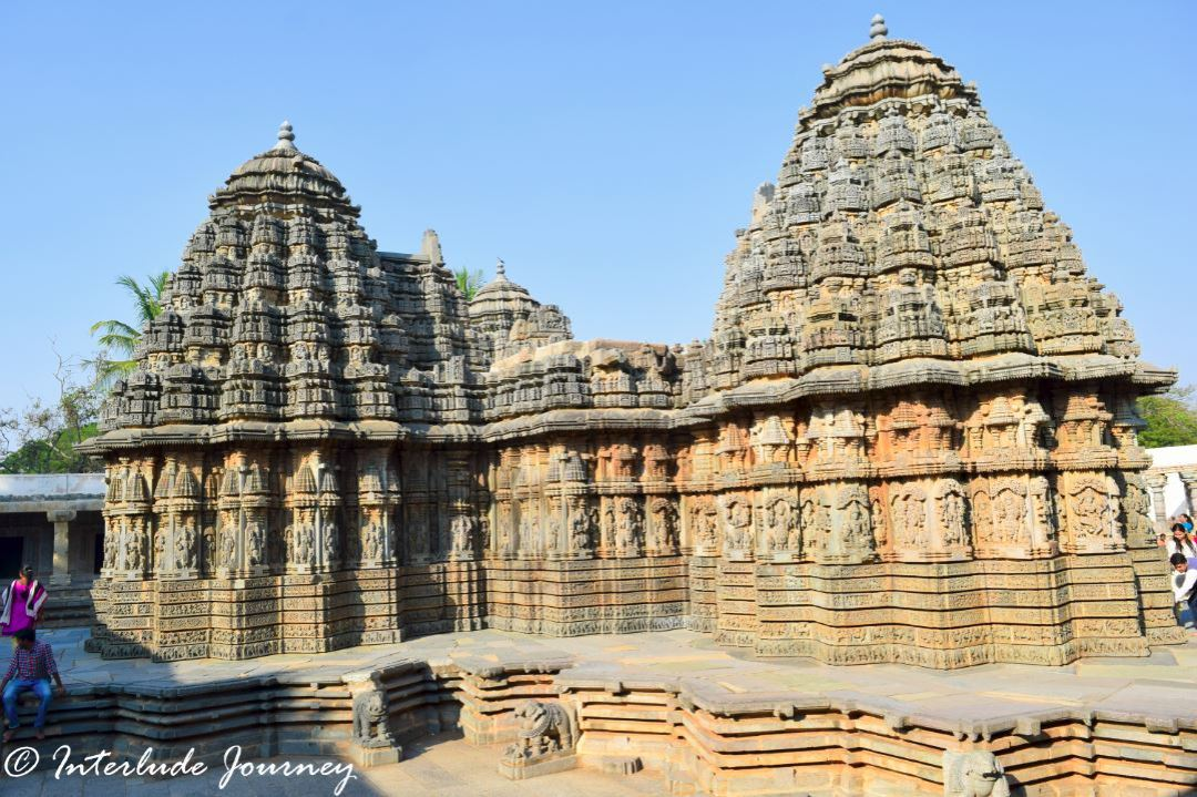 Keshava Temple at Somanathapura