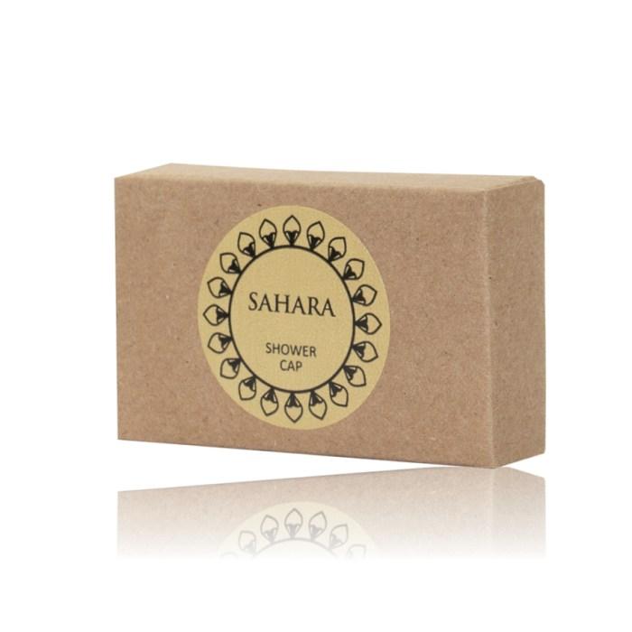 INTERMARKET SAHARA SHOWER CAP
