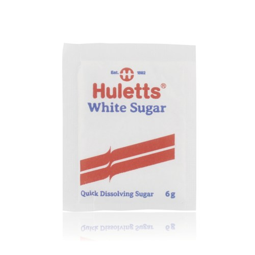 INTERMARKET BEVERAGES SUGAR SACHET WHITE