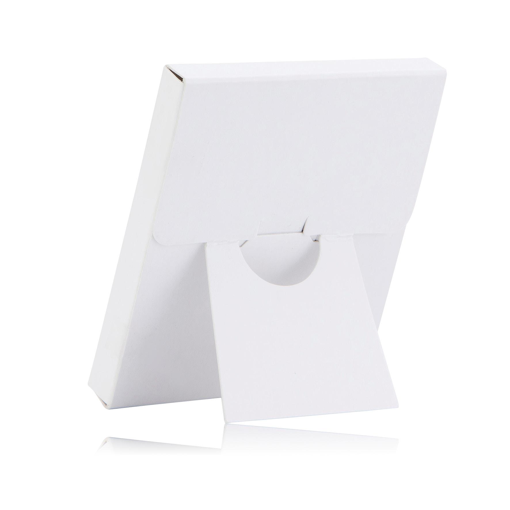 CONTEMP BOX WHITE BACK