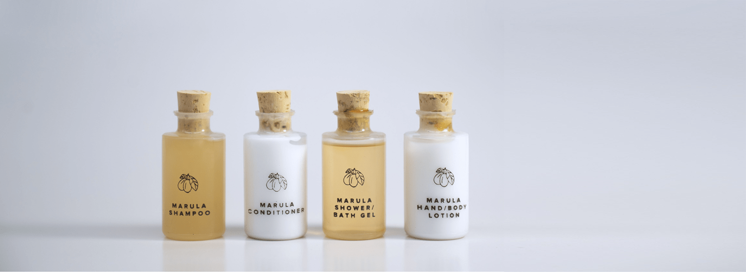 MARULA COLLECTION BOTTLES