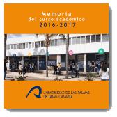 Memoria ULPGC 2016 2017