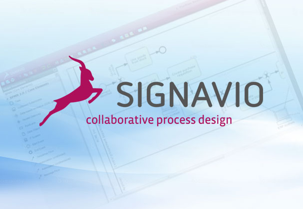 Signavio version 9.4.0 (SaaS) is available.