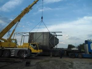 zbiornik do betoniarni