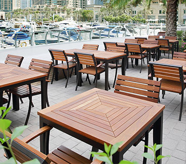 outdoor furniture intermetal