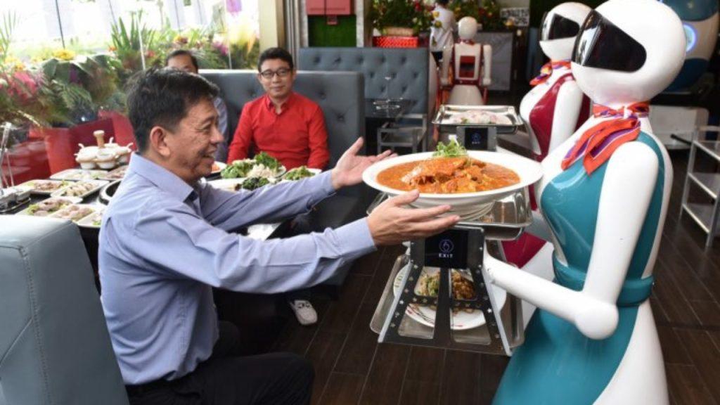teknologi restoran terbaru