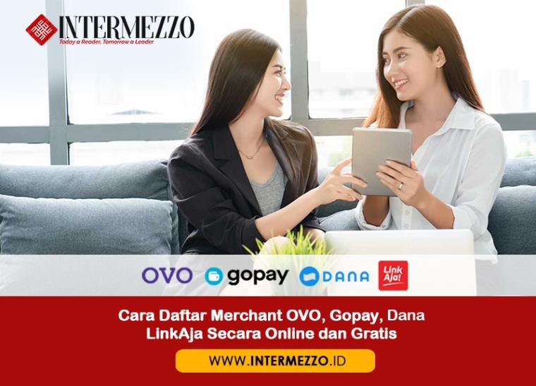 Cara Daftar Merchant Ovo Gopay Dana Linkajasecara Online Dan Gratis