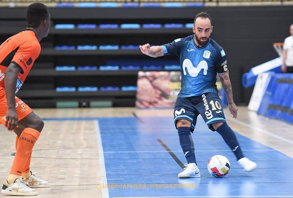 Movistar Inter FS disputará este fin de semana la Futsal Masters Cup en Portimão (Portugal)