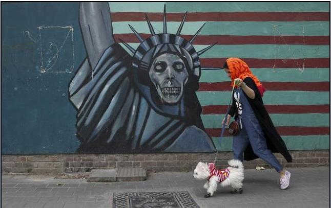 IRA nuclear VahidSalemi AP - Trump retira EUA do acordo nuclear iraniano