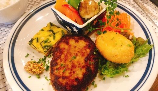 名古屋千種区「キッチンロータス」の肉汁を閉じ込めたハンバーグが絶品!