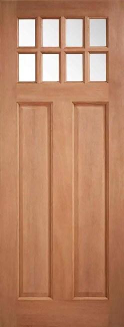 Hardwood Chigwell Clear Glazed