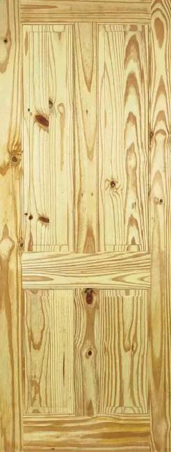 Knotty Pine 4P