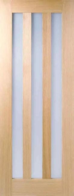 Oak Utah Glazed 3L Clear