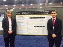 M. Masadeh and Dr. Elliott (DDW 2016)
