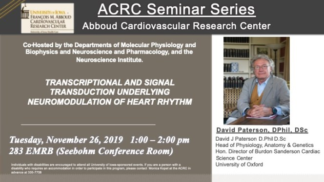 ACRC Seminar Series Nov 26 - CCOM digital