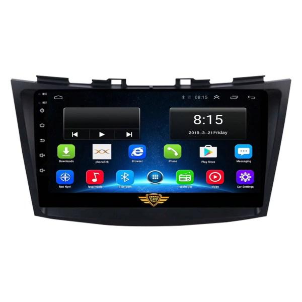 Ateen Suzuki Swift Type-2 Car Music System