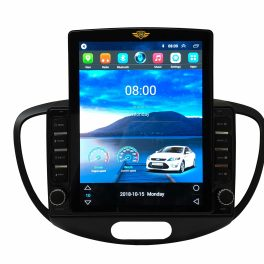 Ateen New Tesla for Hyundai Old i10 with Voice Command