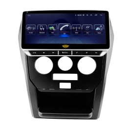 Ateen BMW Series Car Android Music System For Mahindra Scorpio (Manual ac)