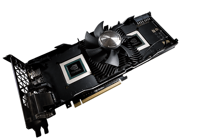 GeForce GTX TITAN Z - Fan