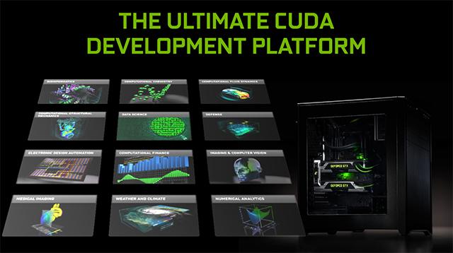 GeForce GTX TITAN Z - The Ultimate CUDA Development Platform