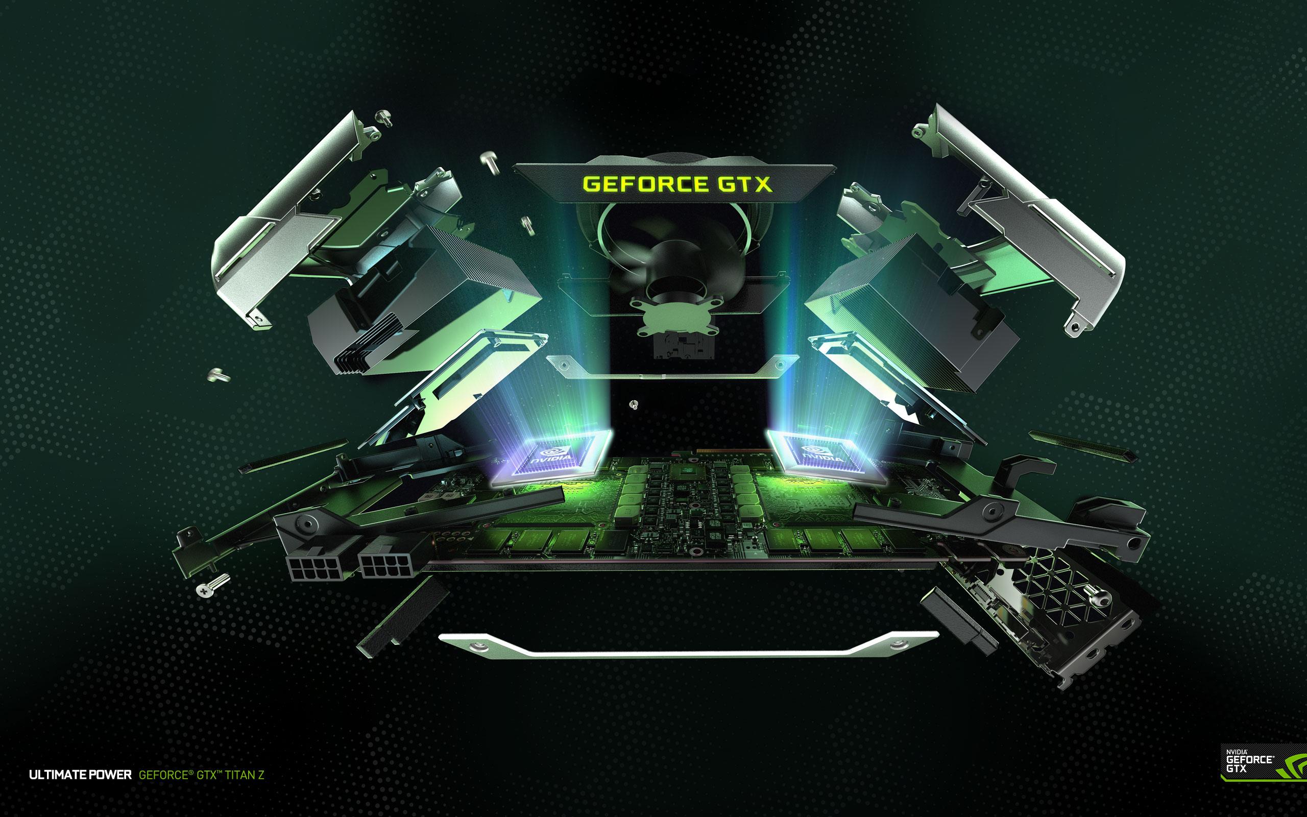 Download GeForce GTX TITAN Z Wallpapers GeForce
