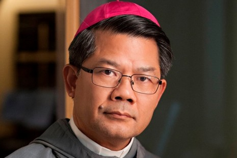 Bishop Vincent Long, of Parramatta