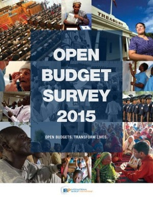 OBS 2015 Report Cover